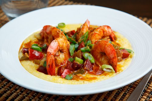 cook shrimp and grits