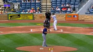 MLB batter takes 146km/h pitch to the face