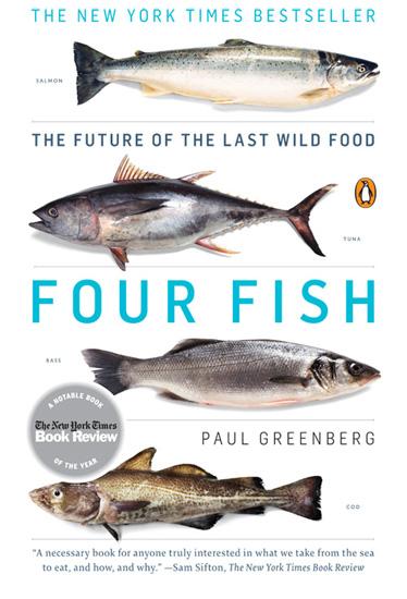 Four Fish - Paul Greenberg