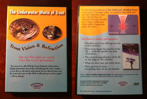 Trout Vision and Refraction DVD