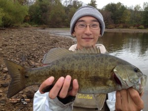 Spruce Run Smallmouth