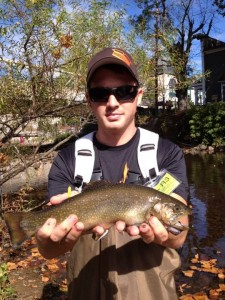 South Branch Brook Trout