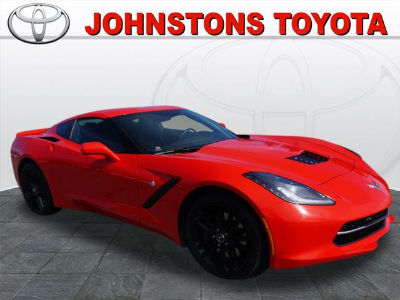 2014 Chevrolet Corvette Stingray New Hampton, NY 1G1YG2D78E5135506
