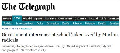 Daily telegraph22marchschools