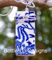 Bottle Up Pottery Jewelry