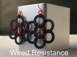 Wired Resistance Jewelry