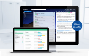 Synology DSM 6.0 RC Mail