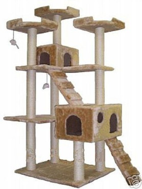 go pet club cat condo tower