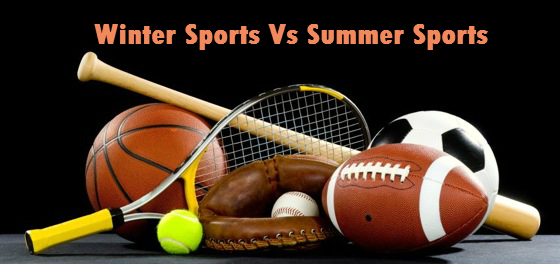 Winter Sports Vs Summer Sports