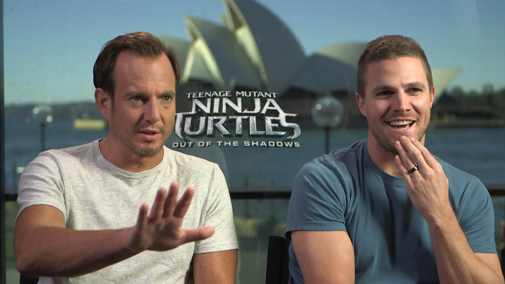 TheFIX chats with Will Arnett and Stephen Amell