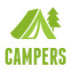Campers - Camp Ground, Carvan & Adventure Site Template - ThemeForest Item for Sale