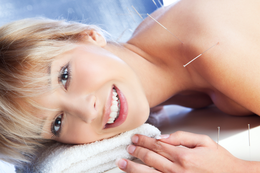 Aesthetic & Facial Acupuncture for beauty with Botox or Fillers