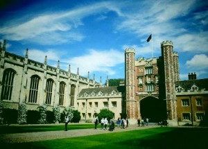 Tinity College Cambridge Eng by farrerslaw at freeimages  1444304_14164505