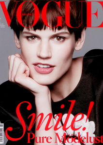 VOGUE März 2013 - Cover