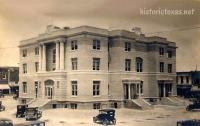 Collin County Courthouse, McKinney, Texas 1920s
