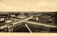 Birds Eye View of Rockport from the Courthouse 1907