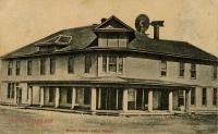 Hotel Tulia, Tulia, Texas 1900s
