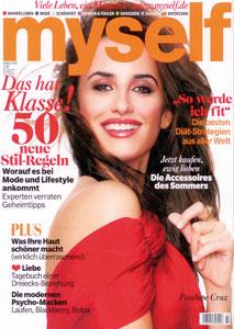 MYSELF März 2010 - Cover
