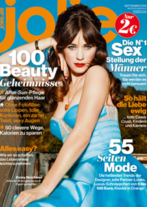 Jolie August 2014 - Cover