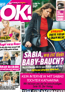 OK! September 2015 - Cover