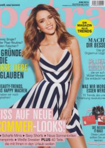 petra Juni 2015 - Cover