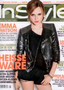 InStyle Mai 2013 - Cover