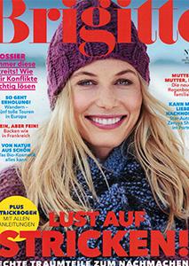 Brigitte September 2015 - Cover
