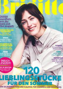 Brigitte Juli 2015 - Cover