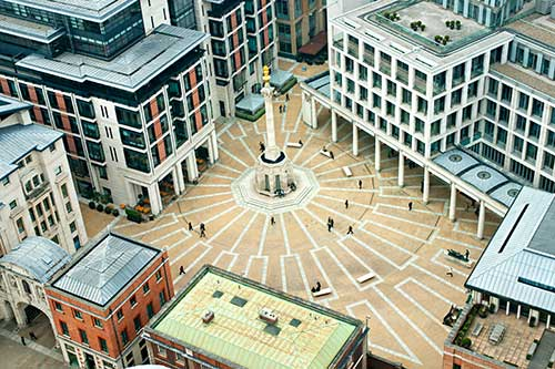 Old Paternoster Square