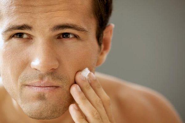 irritated facial skin treatment
