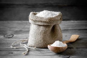 koupel v soli očista
