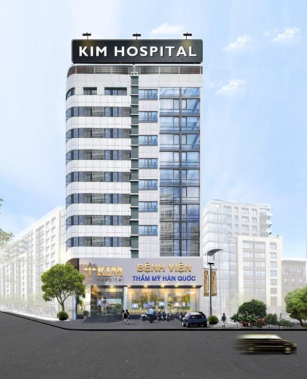 Thẩm mỹ Hàn Quốc Kim Hospital