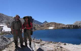 Backpacking Ursa Lake