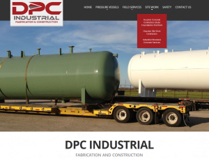 dpc industrial website