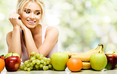 diet for acne cure