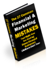27 Common Financial and Marketing Mistakes