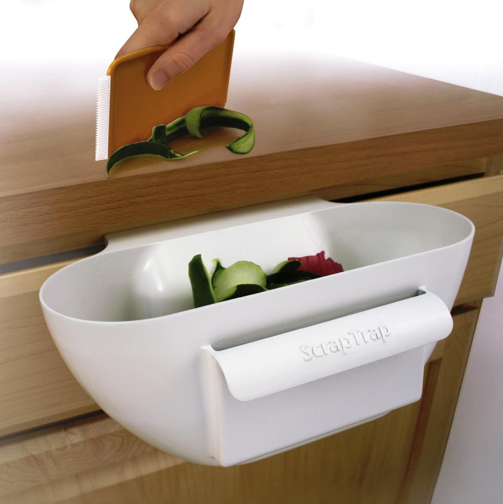 Kitchen Art Scrap Trap small handy kitchen gadget