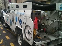 tarif degorgement camion haute pression