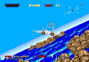 This Live After Burner Performance Is Amazing