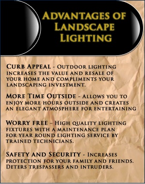 Landscape Lighting Rockwall TX