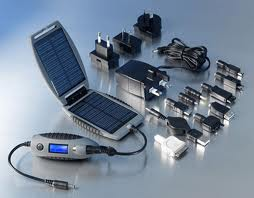 Solar Charger - Fits multiple devices