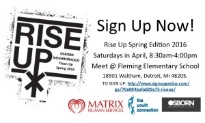 Rise up spring2