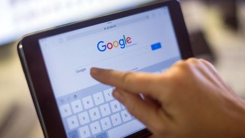 Bàn Phím Ảo từ Google