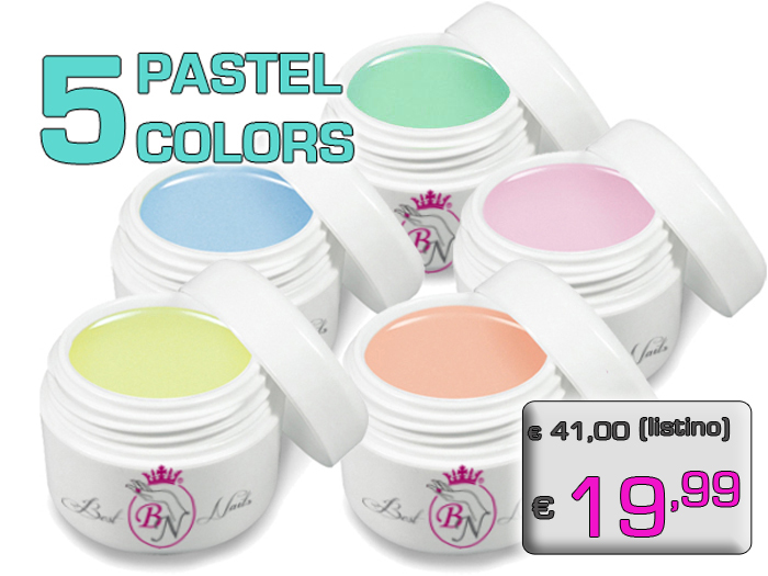 Pastel Colors Pack