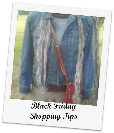 Black Friday Shopping Tips With @mfashforward