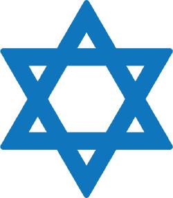Star of David cut file