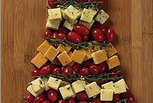 Christmas food / by Sharyn Scully
