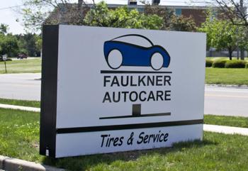Auto Repair Shop Sign Kettering