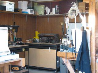 Workspace john sartin metal jewelry