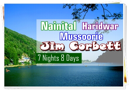 Nainital Mussoorie Group Tour Package